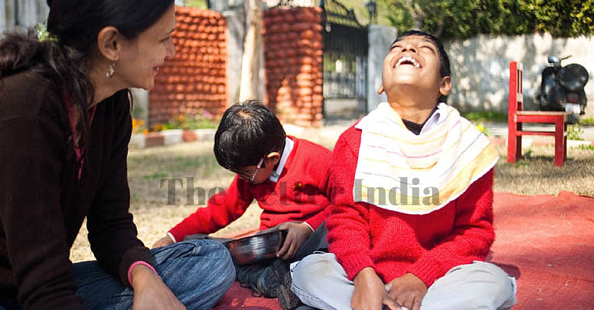 Two Friends Are Improving Lives of Over 1,500 Special Kids Through a Beautiful School in Dehradun