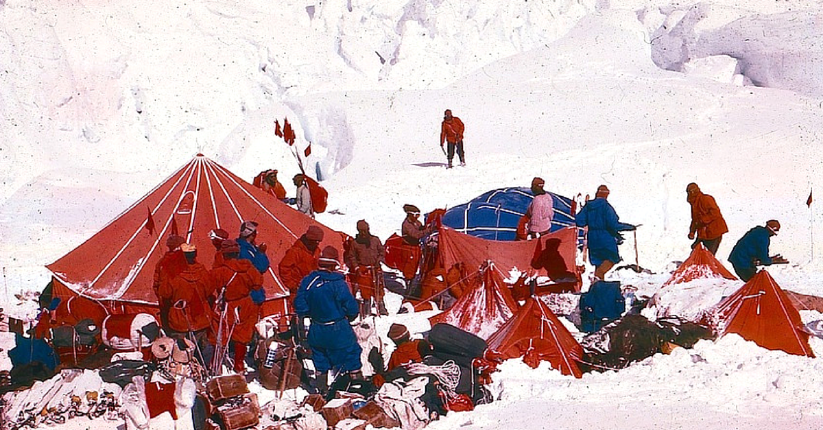 Did you know that 50 Years ago 9 Indians Held a Record for Climbing Mount Everest?