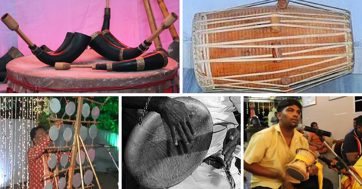 12 Lesser Known Instruments from India's Rich Musical History
