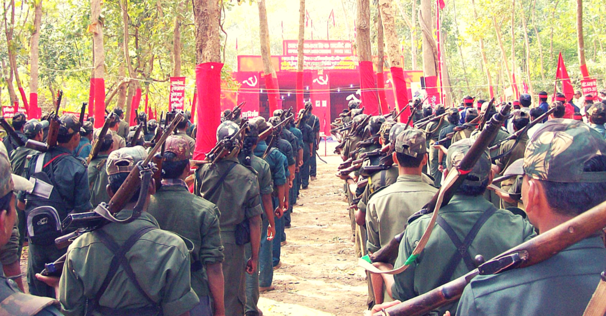 400 police stations to be built in naxal affected states