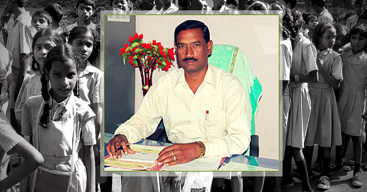 The Inspiring Story of How a Gardener & Watchman Went on to Become a College Principal