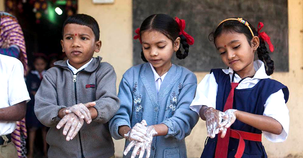 This American Girl Watched a Film, Came to India & Started a Movement with Used Bars of Soap