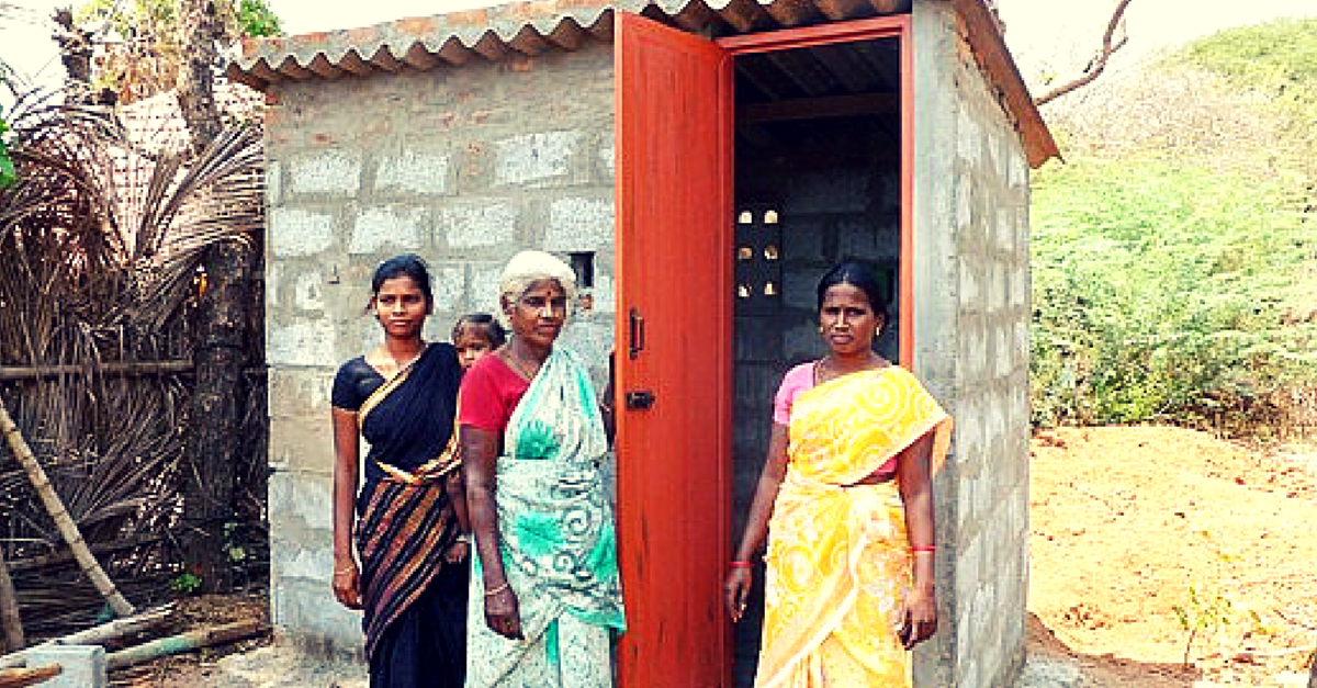 Punjab Government Makes Toilets for 33 Lakh Rural Families