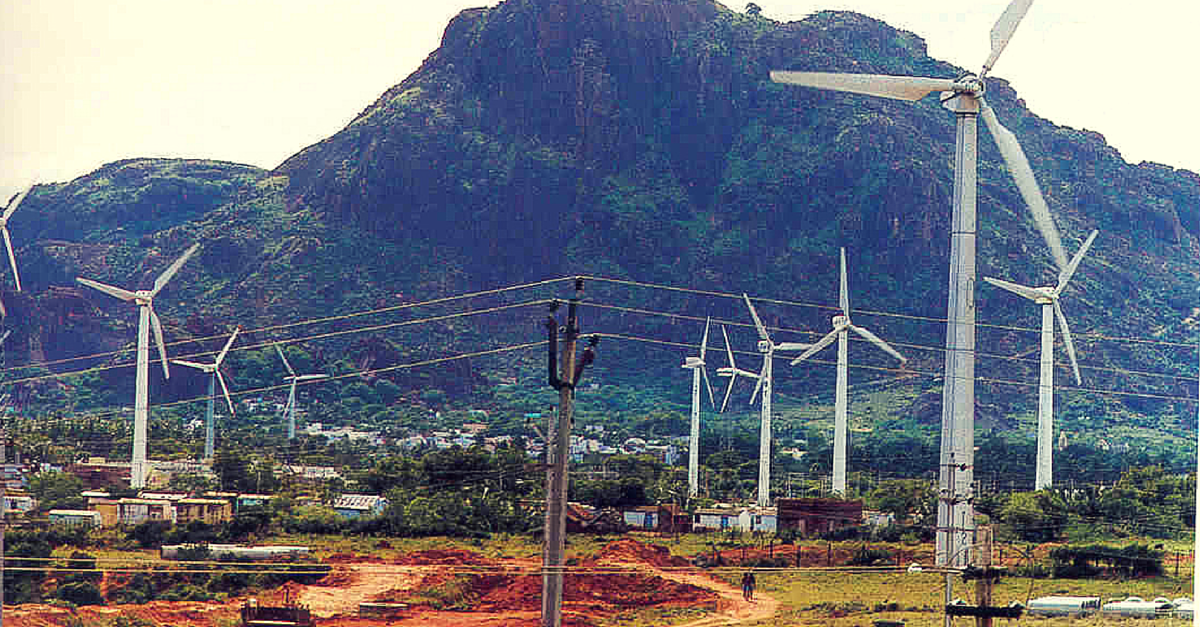 38 Wind Energy Projects set up in Madhya Pradesh