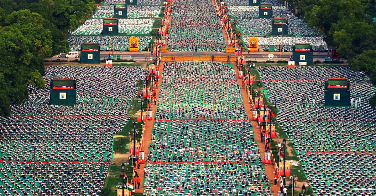 20 Incredible Facts about the International Day of Yoga 2015