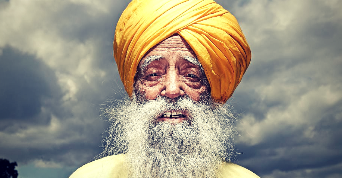 Did You Know The World's Oldest Marathon Runner is an Indian? Meet the Turbaned Tornado Fauja Singh!