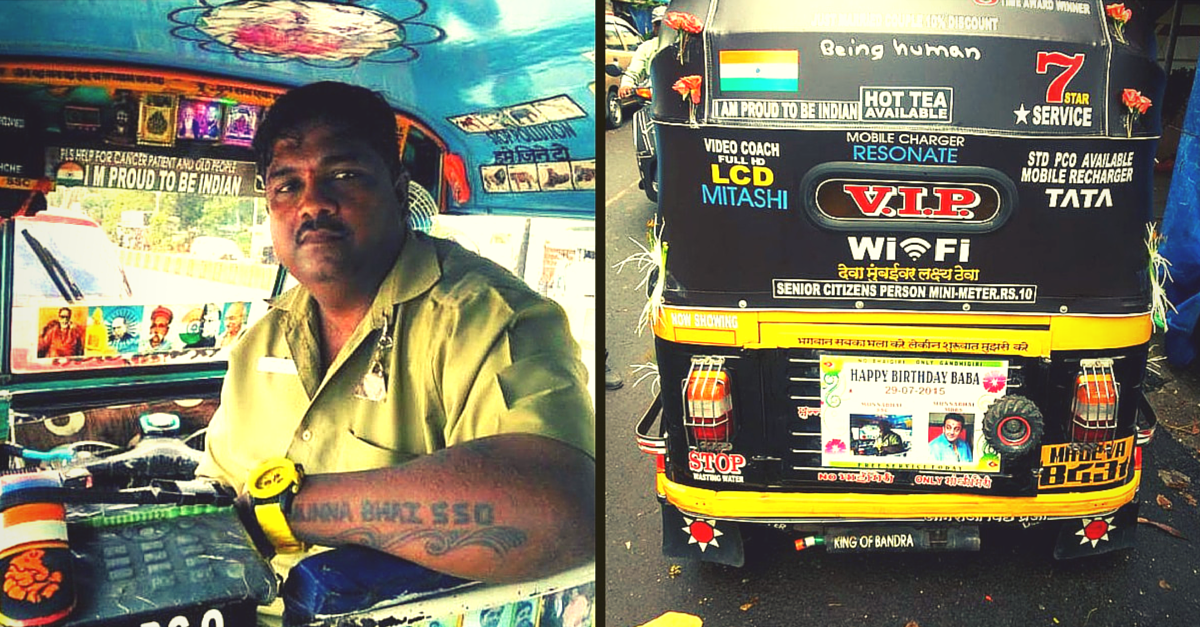 A Luxury Auto. Donations for Cancer Patients. Free Rides for the Needy. That's Sandeep Bacche for You