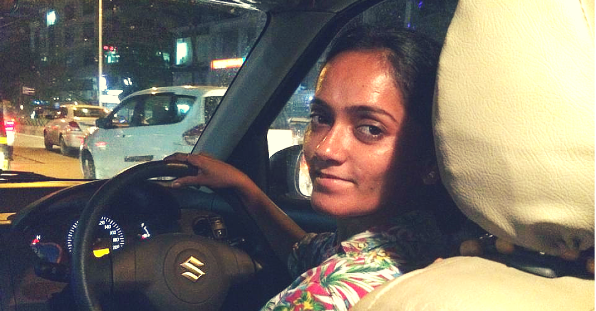 Meet Shabana – A Cab Driver who Took Driving Lessons Secretly and is Trained in Martial Arts