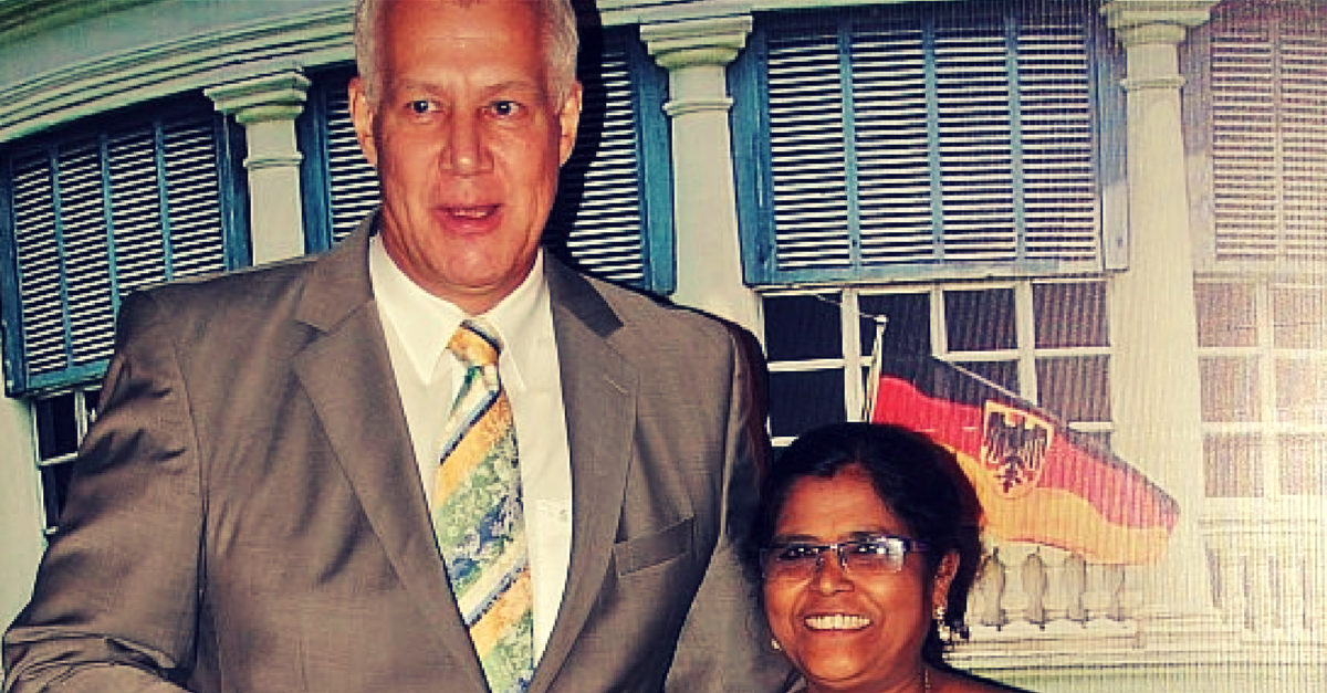 Heard of Monika Naik, who Just Won a German Honour for her Selfless Service in the Field of TB?