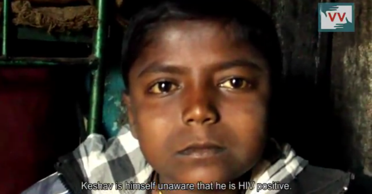 An HIV Positive Boy was told not to come to School. Watch how a Video got him Re-admitted.