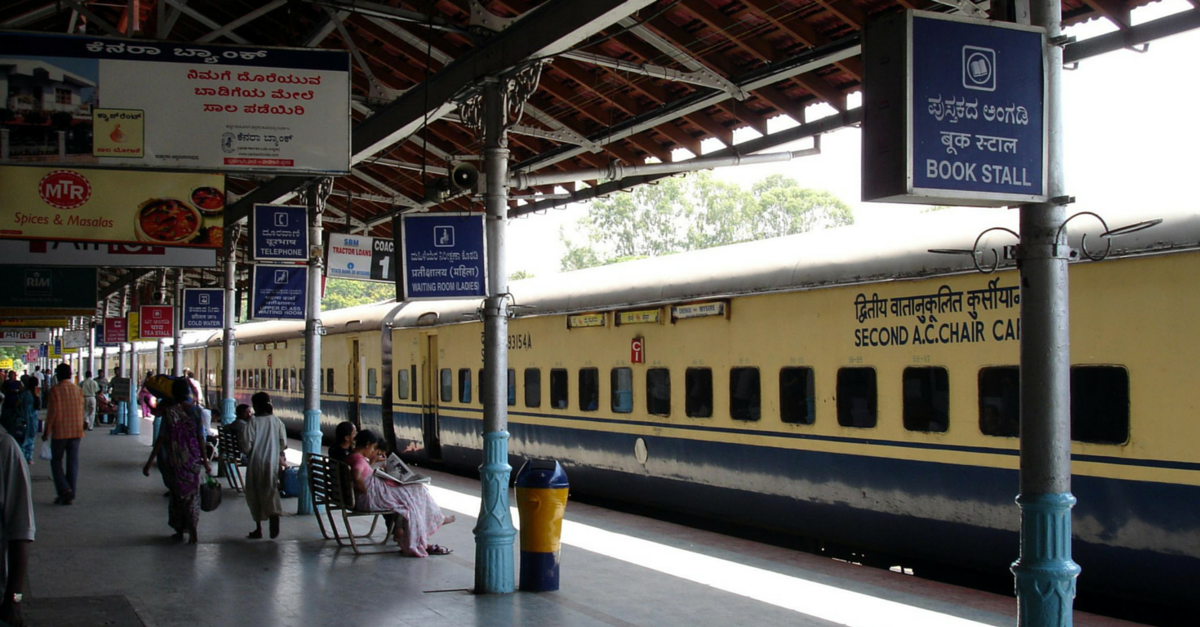 With Water Vending Machines, you can now get Pure Potable Water at Railway Stations