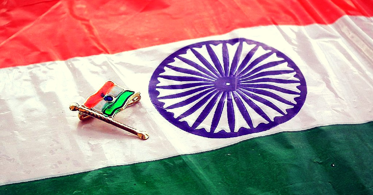 This Independence Day, the Government Gives us Freedom from Plastic Flags Too!