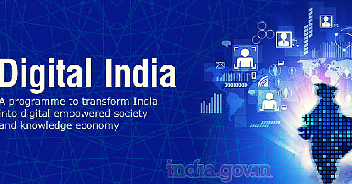 12 Projects You Should Know About Under the Digital India Initiative