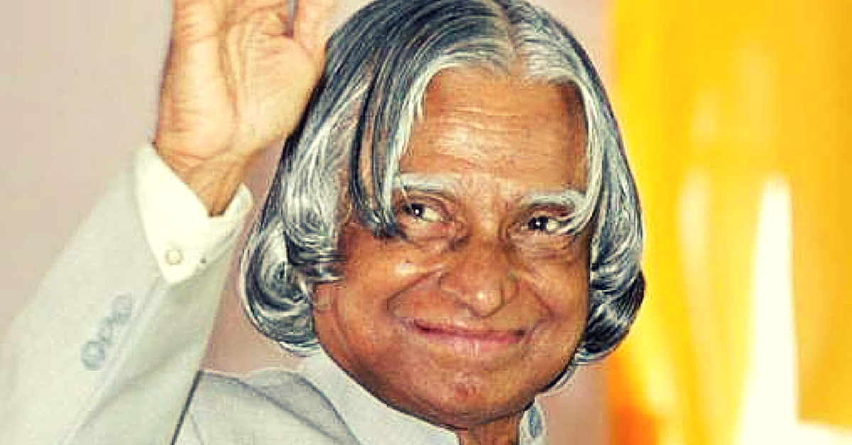 Textbooks in MP Will Keep the Memory of APJ Abdul Kalam Alive for Children