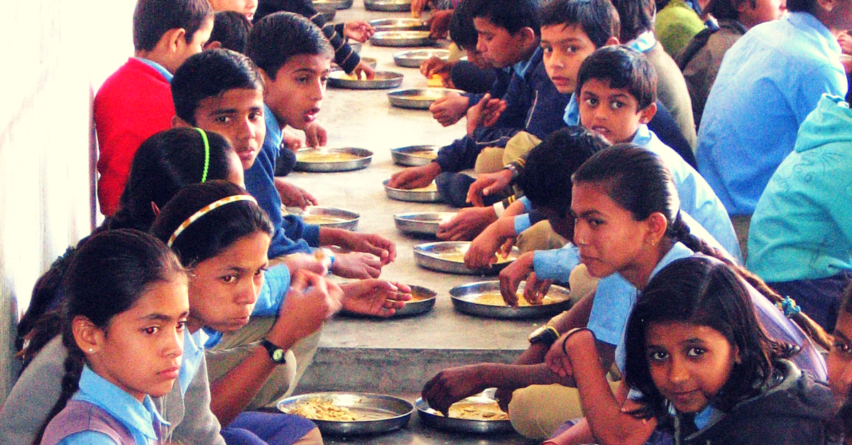 These Fortified Mid Day Meals are Taking 1 Million Kids in Rajasthan towards a Healthier Future