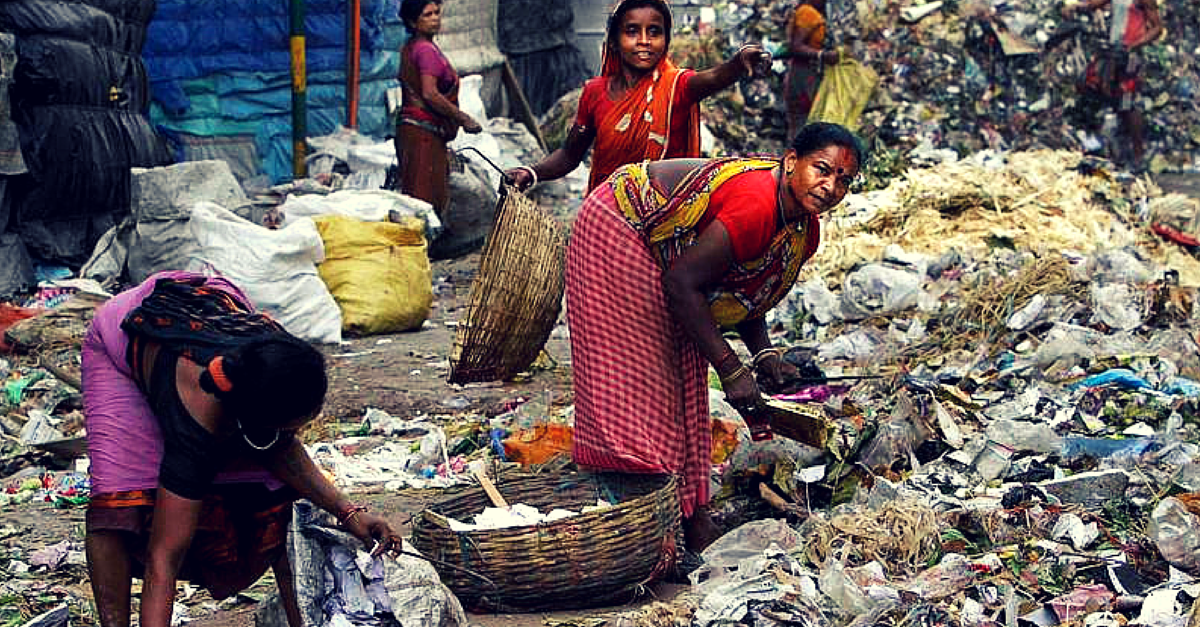 Now, Ragpickers to be Recognized with National Awards