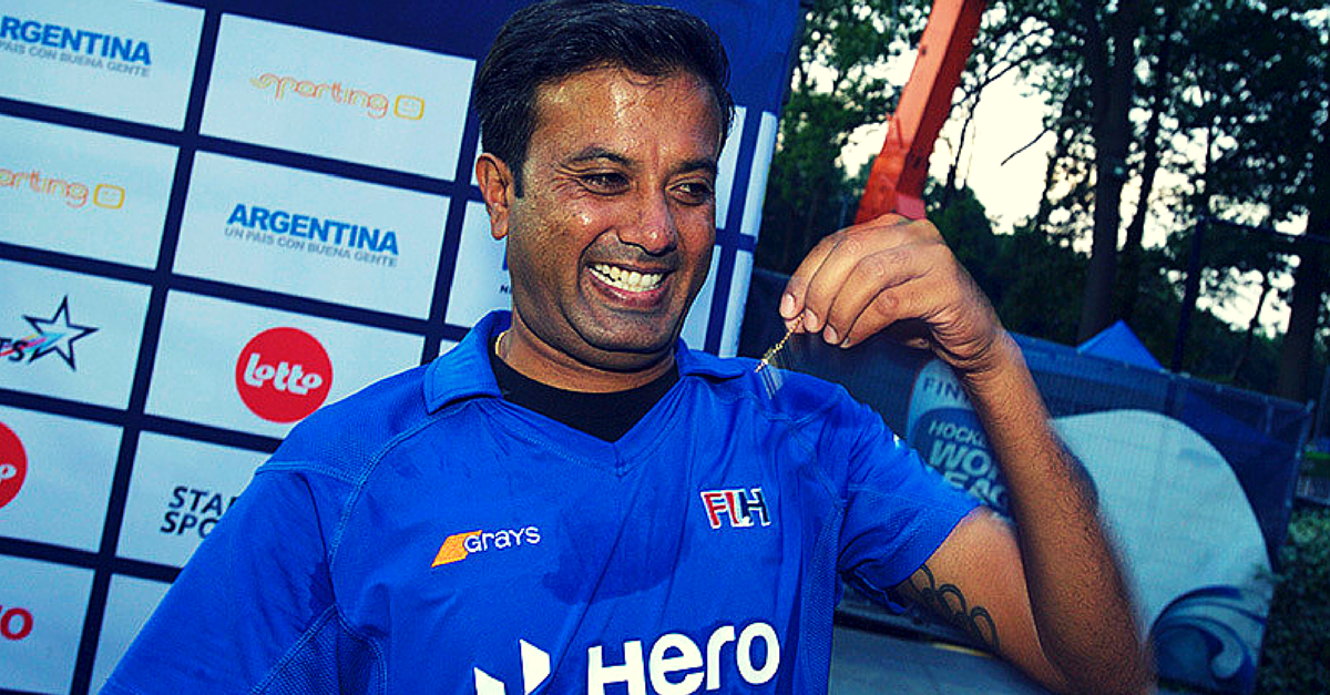 10 Things you must know about the Indian Hockey Umpire who just received the Golden Whistle Award