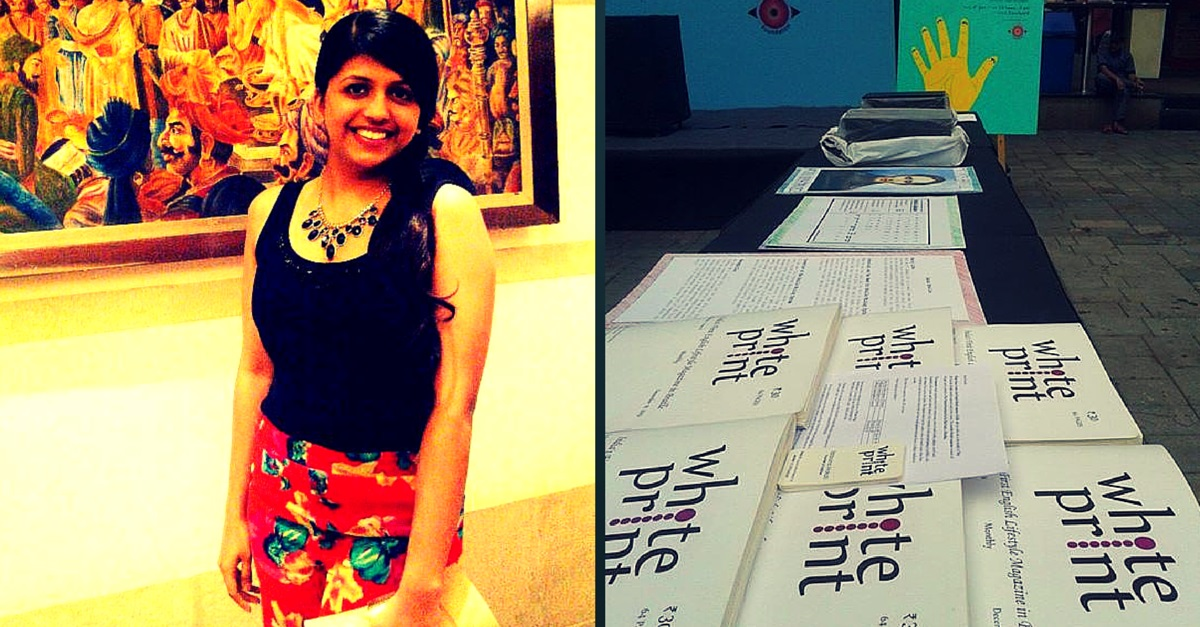This Is How Upasana Makati Made India's First Lifestyle Magazine for the Blind Possible