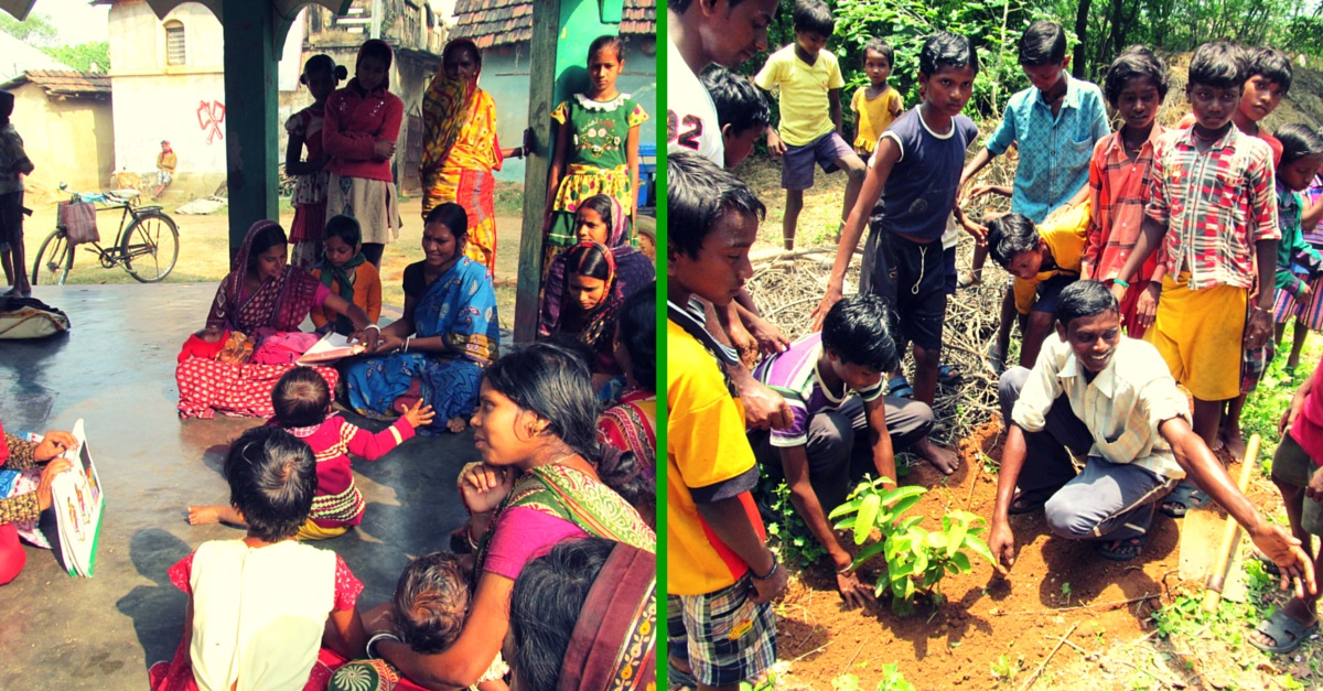 How 32 Youth Groups Are Fighting Hunger in Rural West Bengal