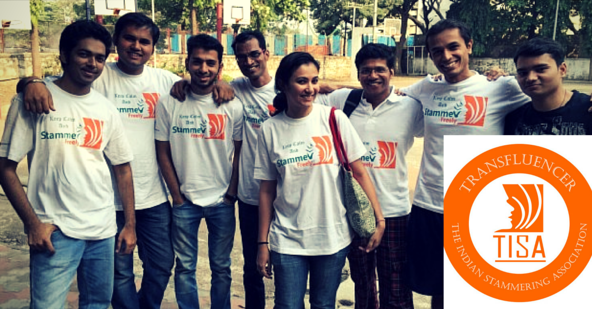 """""""I Stammer and It Is Completely OK"""" – This Team Aims to Support 1.25 Crore 'Stammerers' in India"""