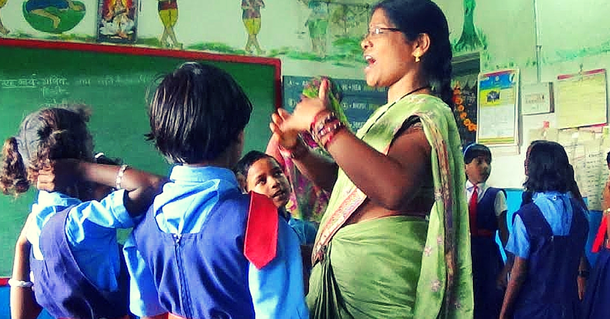 Why a Government School in Rural Chhattisgarh Can Change the Way Schools Are Run All over India