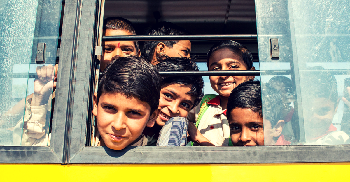 Pune Gets an App That Will Make Parents of School Going Kids Worry Less
