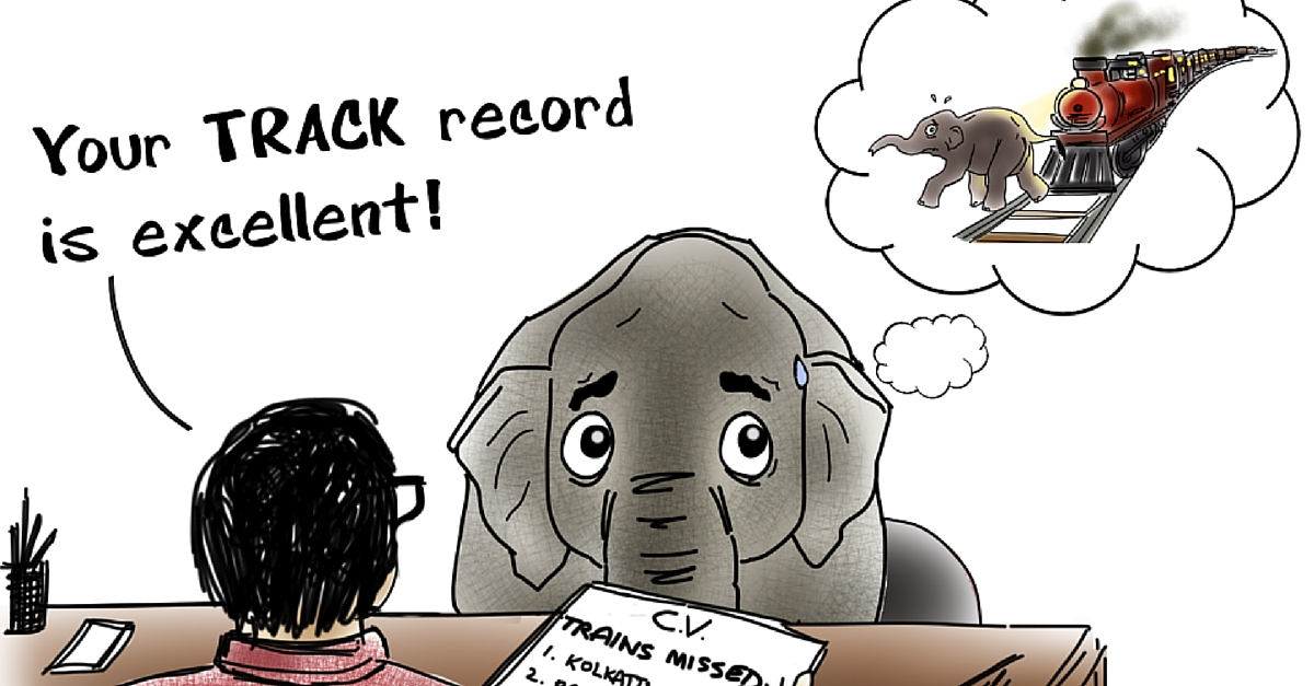 PHOTO STORY: How Many Likes Can an Elephant Get on Facebook? Find Out!