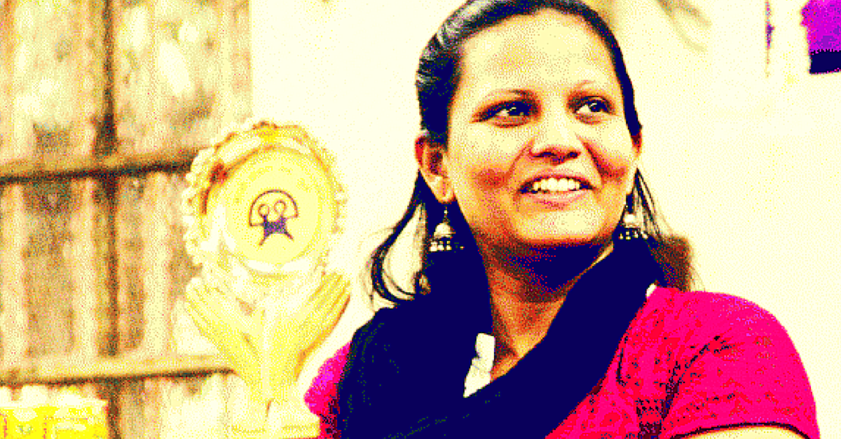 Once Beaten and Abused, Today This 'Daughter of Maharashtra' is Fighting for Women's Right to Pee