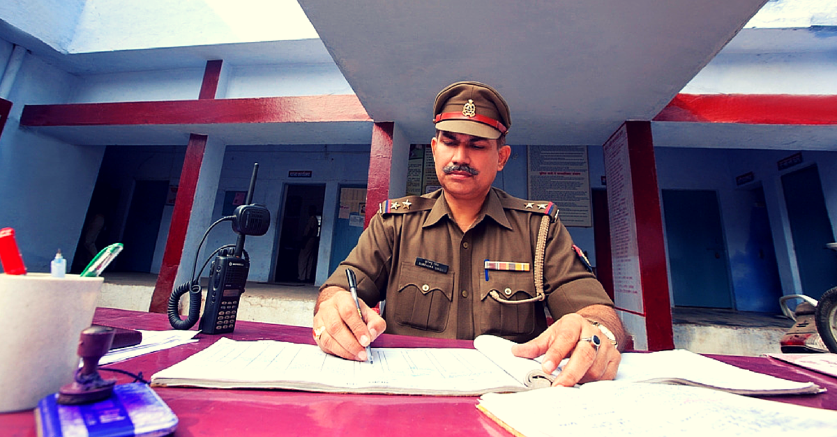 This City in UP Will Have a Common Man Become a Police Officer for One Day Each Month