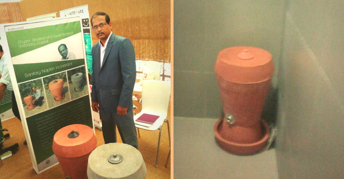How Can Women Dispose Sanitary Napkins? This Man Has an Eco-Friendly Solution!