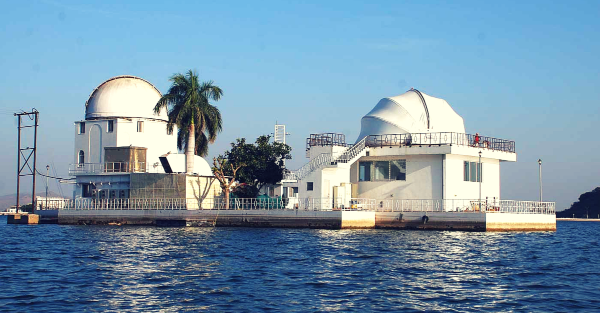 Udaipur Is Now Home to India's Largest Solar Telescope