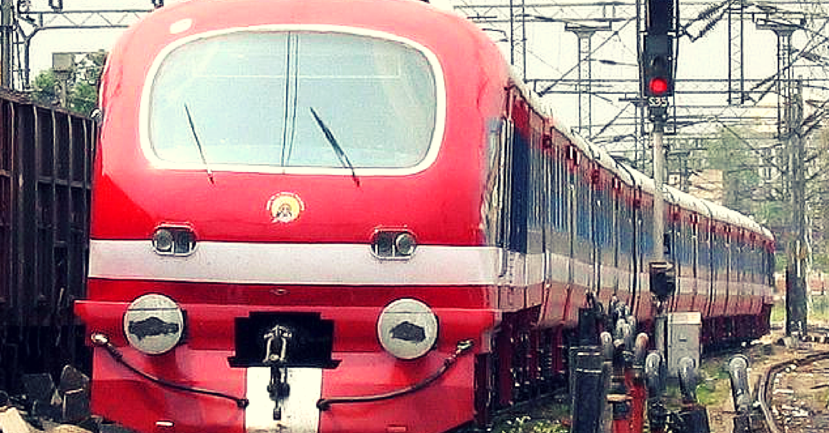 Thanks to This App, Mumbaikars Can Now Get Real Time Local Train Updates