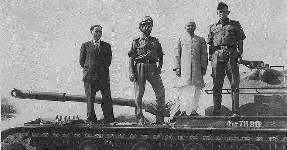 A Comic Book to Remember the Brave Heroes of 1965 Indo-Pak War