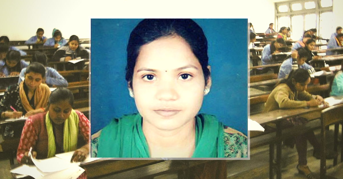 This Daughter of a Daily Wage Labourer in Odisha Is an IES Exam Rank Holder