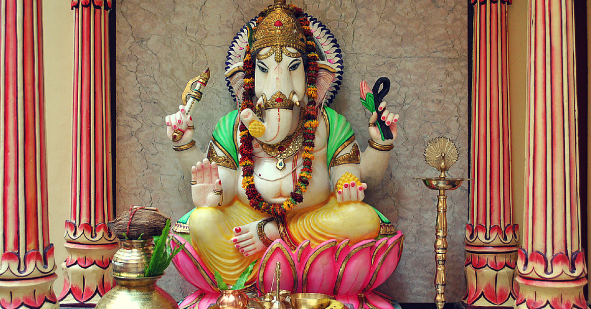 100 Families in This Village Bring in Just One Ganpati Idol for Celebrations Since 55 Years