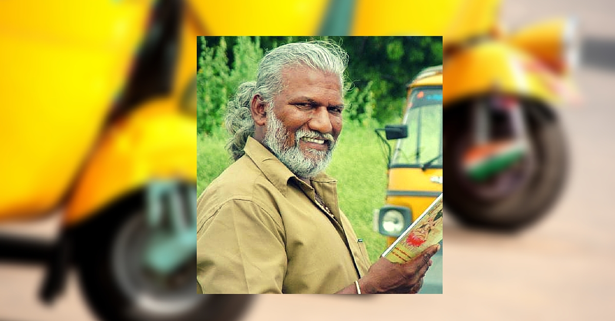 This Auto Driver Who Writes Books in Traffic Jams is Now Headed to The Venice Film Festival!