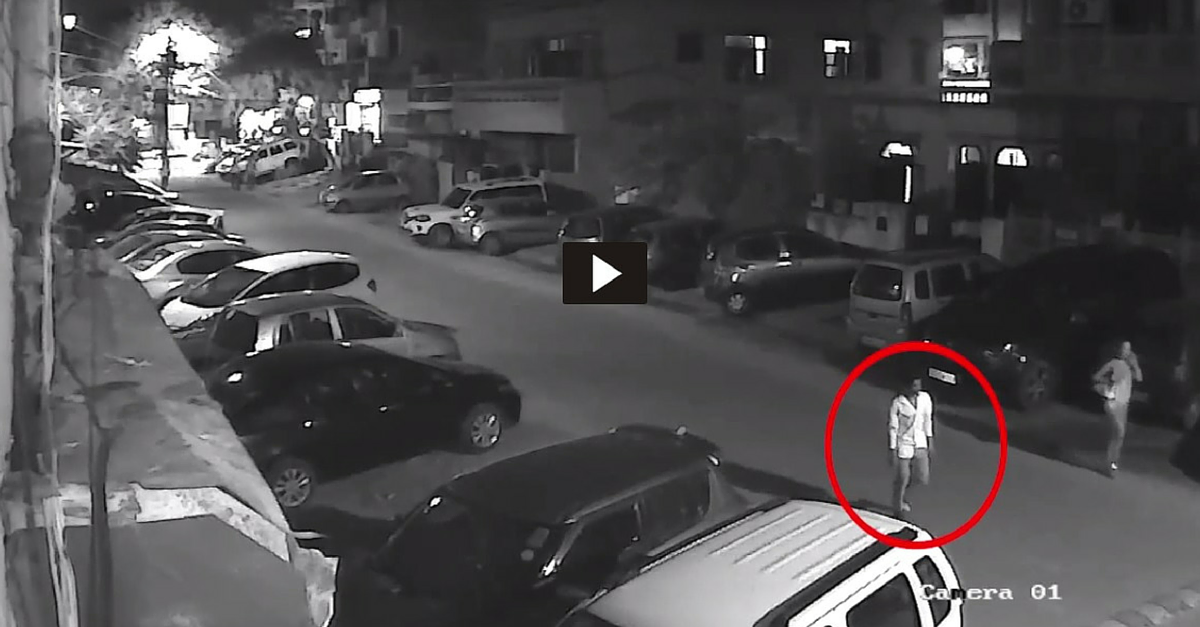 [Watch] CCTV Footage Shows How Young Delhi Boys Protected a Woman from Attacker