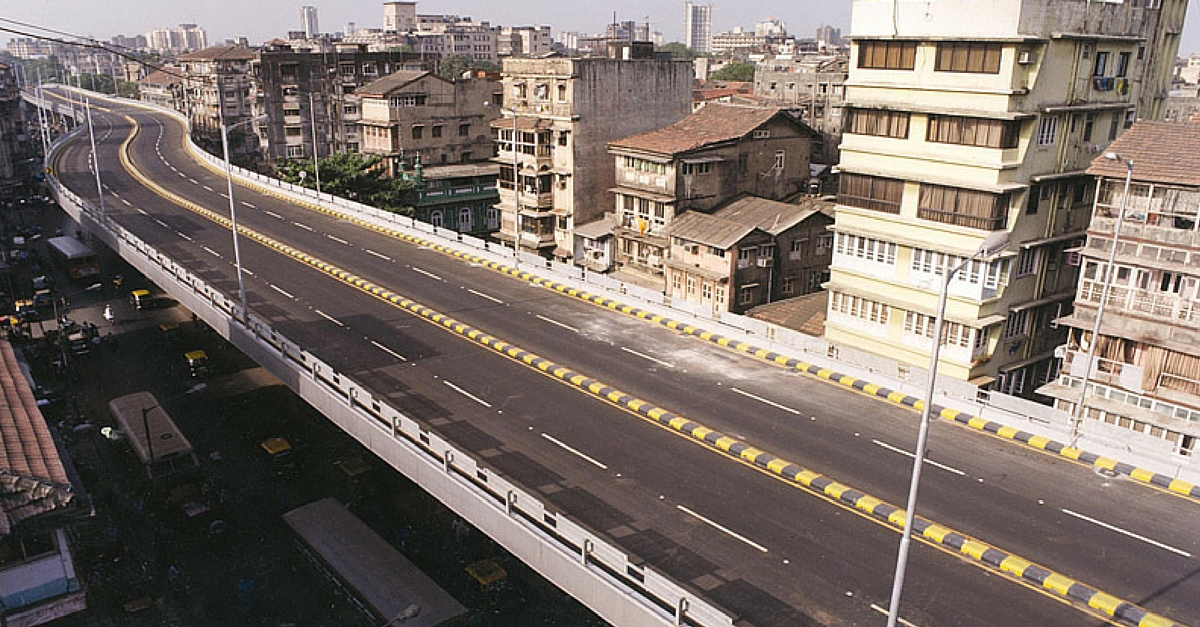 The Politicians Weren't Doing It. So Mumbai Citizens Inaugurated a Flyover Themselves!