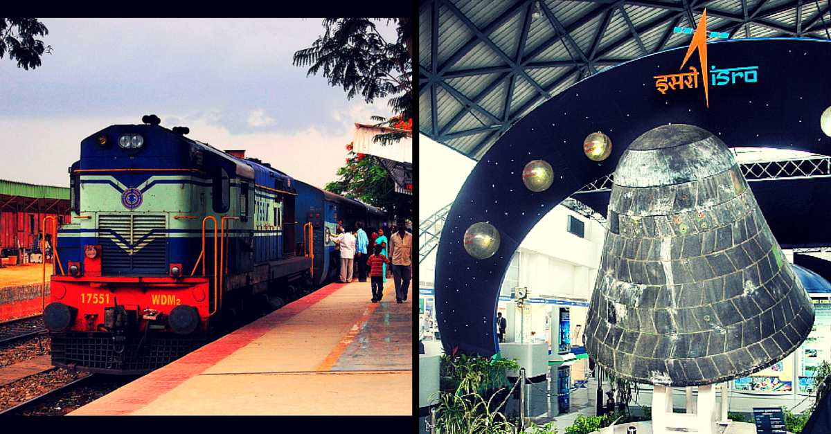 Combining Two Giants: Indian Railways & ISRO Come Together to Make Our Train Journeys Safer