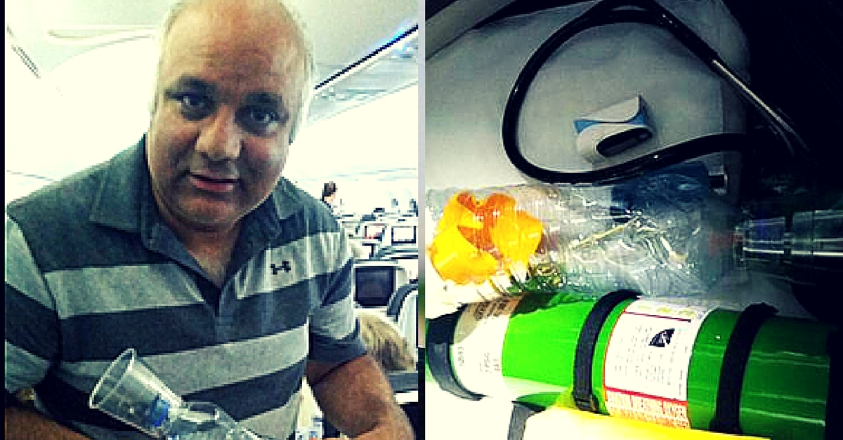 Here's How a Quick Thinking Doctor Saved an Asthmatic Kid's Life on a Plane