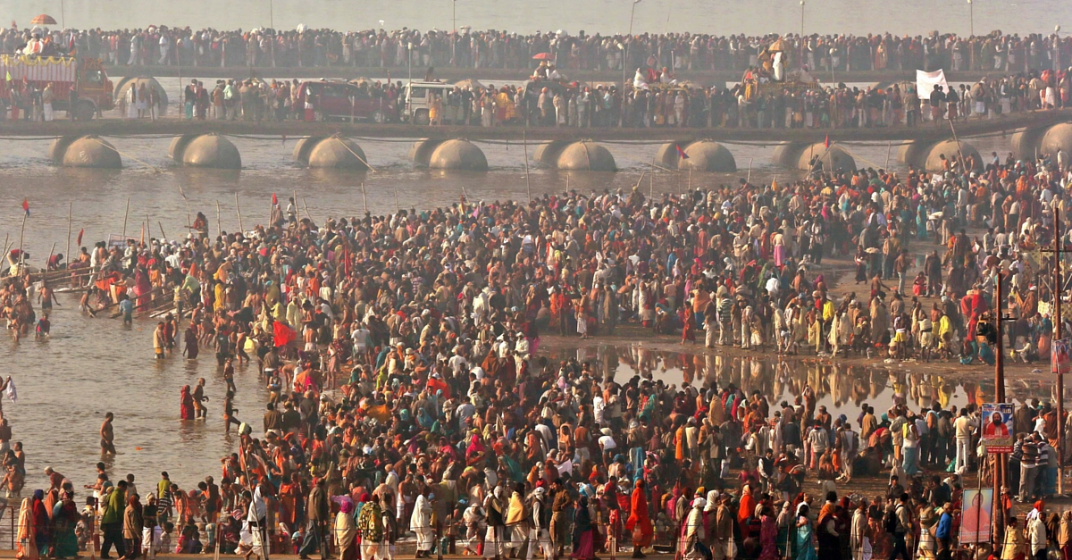 Here's Why No One Went Missing at Kumbh Mela in Nashik This Year