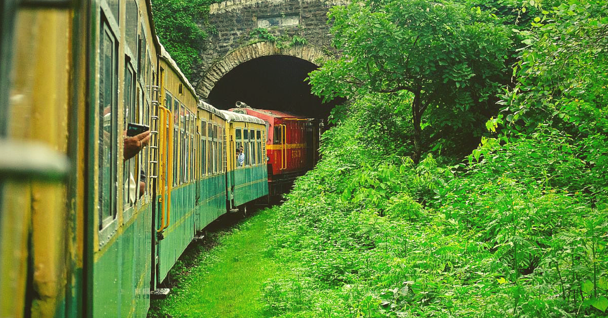 5 Spectacular Mountain Railway Journeys of India You Must Experience
