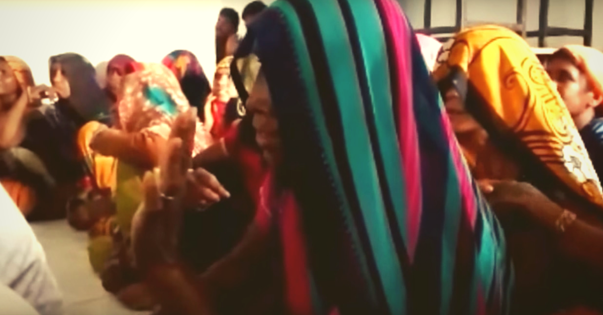 A Panchayat Meeting in an MP Village Was Concentrating Only on Men. Till These Women Walked In.