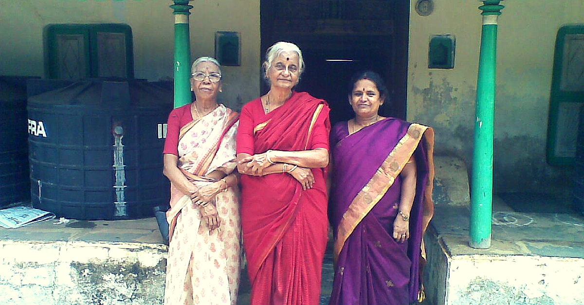 How Savithri Has Been Playing Mother to Destitute Elderly Women for 37 Years