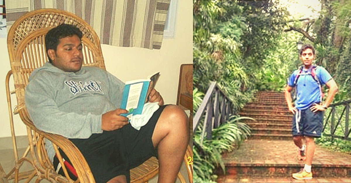 MY STORY: At 22 I Weighed 120kg. Three Years Later I'm 58kg Lighter & Run Full Marathons!