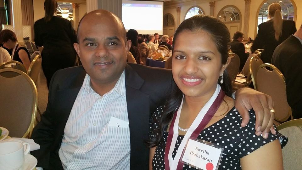 This 15-Year-Old Indian American Is an Entrepreneur. And She Just Got Awarded by the White House
