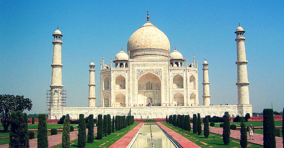 Visit Taj Mahal and Many Other Monuments for Free This World Tourism Day