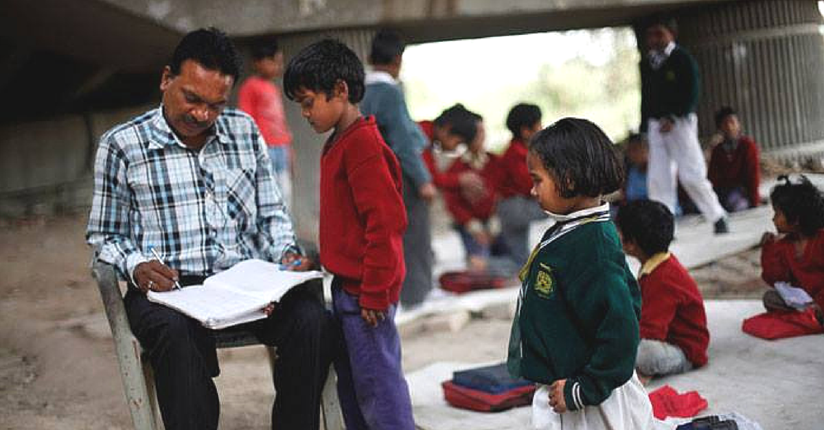India's 10 Most Unconventional Teachers You Would Love to Learn From