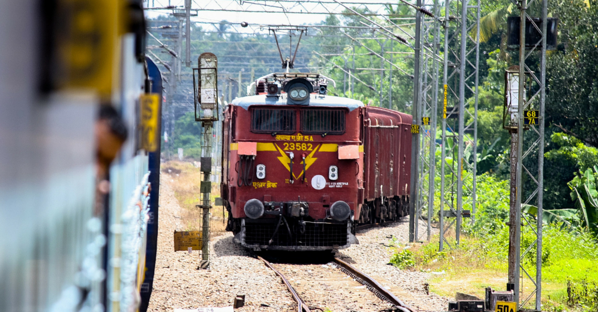 No More Dirty Tracks. Vacuum Toilets in an Indian Train for the First Time