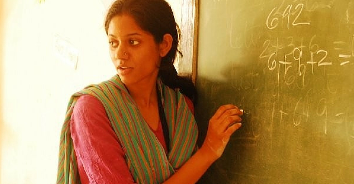 BLOG: Startling Insights from a Government School Teacher in Mumbai